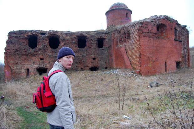 Крепость на окраине Бобруйска