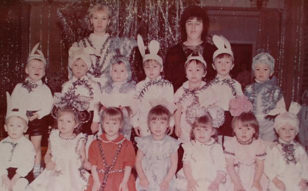 Наша группа в детском саду