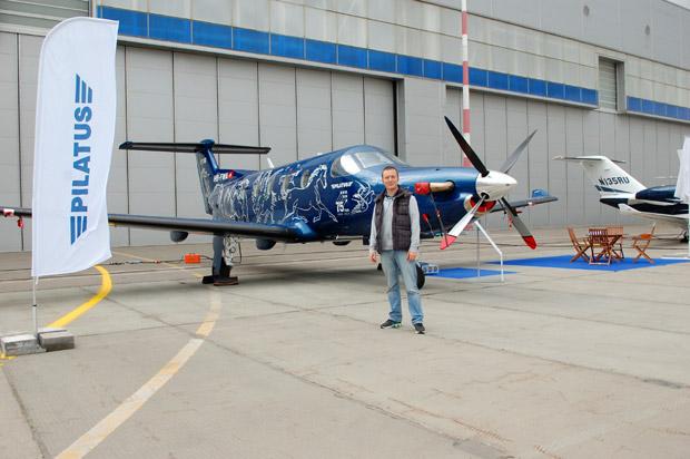 Выставка «JetExpo 2015» в аэропорту «Внуково 3»