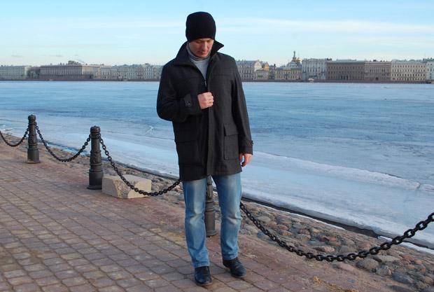 В центре Санкт-Петербурга
