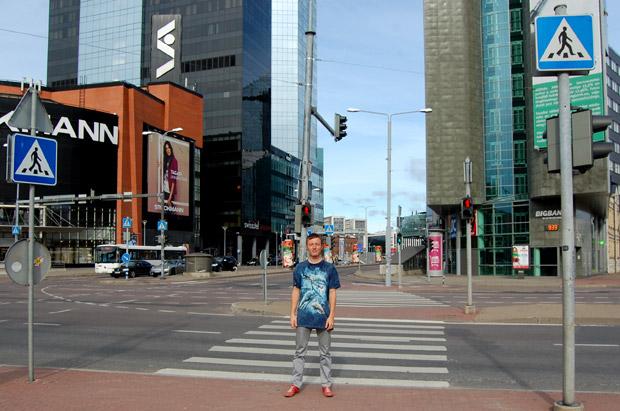 Небоскрёбы в Таллинне